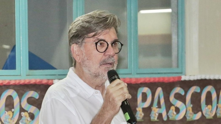 José Gaudêncio reforça parceria entre Prefeitura e Paróquia de São Miguel
