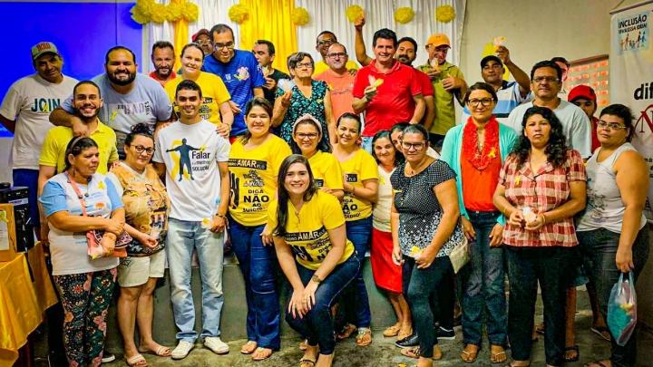 Setembro Amarelo: secretaria de saúde realiza diversas ações