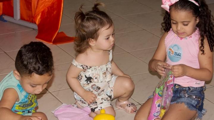 Atividades da Semana do Bebê são desenvolvidas com os usuários do Programa Criança Feliz