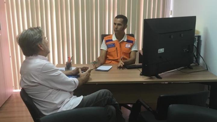 Prefeitura solicita e garante retomada da operação vertente para abastecer o município